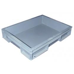 Cubeta 6l lleno gris