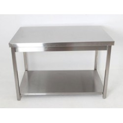 Packaging table stainless steel