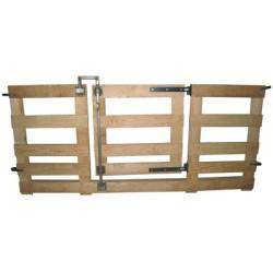 Panel portilla madera 2x0.90m