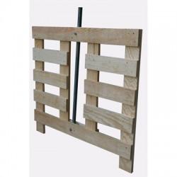 Panel de madera 1x0.90m (cornadiza)