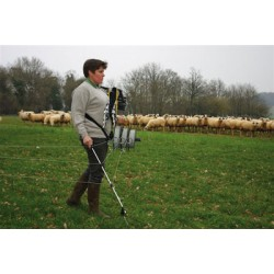 Cerco eléctrico para oveja kit completo