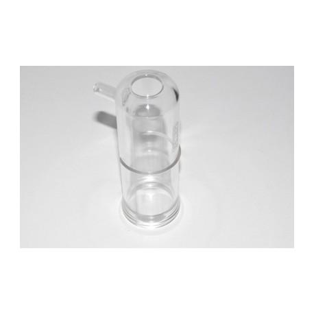 Plastic cup goat sezer