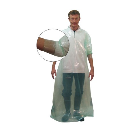 Disposable coat protect x24